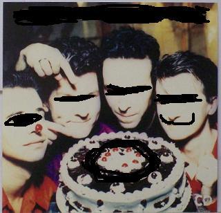 Crowded House - Chocolate Cake (1991)
