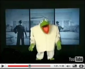 Talking Heads & The Muppets - Once in a Lifetime (1996)