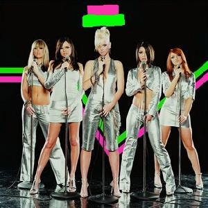 Girls Aloud - Sound of the Underground (2003)
