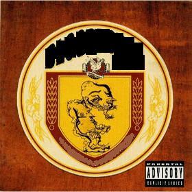 Bloodhound Gang - One Fierce Beer Coaster (1996)