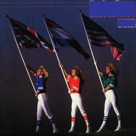 The Star Sisters - Danger (1985)