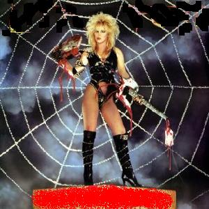 Lita Ford - Out for Blood (1983)