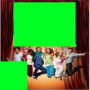High School Musical Cast - High School Musical (2006)
