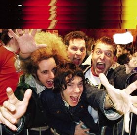 The Sheer - The Keyword Is Excitement! (2004)