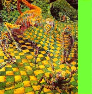 Screaming Trees - Invisible Lantern (1988)
