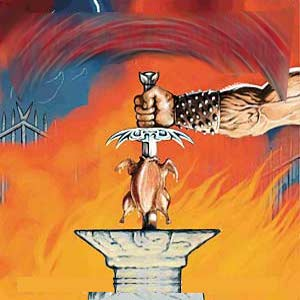Massacration - Gates of Metal Fried Chicken of Death (2005)