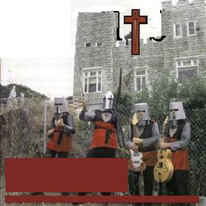 Knights of the New Crusade - My God Is Alive! Sorry About Yours! (2005)