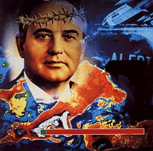 The Shamen - In Gorbachev We Trust (1989)