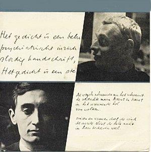 Simon Vinkenoog & Cees Nooteboom - Stemmen van Schrijvers (1960)