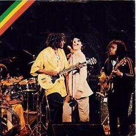 Peter Tosh - (You've Gotta Walk) Don't Look Back (w/Mick Jagger) (1978)