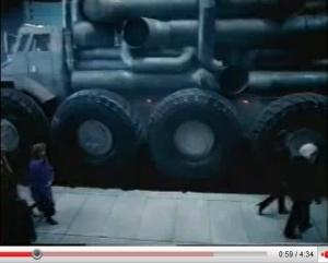 Björk - Army of Me (1995)