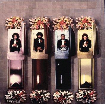 Grand Funk Railroad - Born to Die (1976)