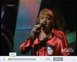 Danny Mirror - I Remember Elvis Presley (1977)