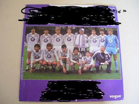 Lange Jojo en de Spelers - Anderlecht Champion (1985)