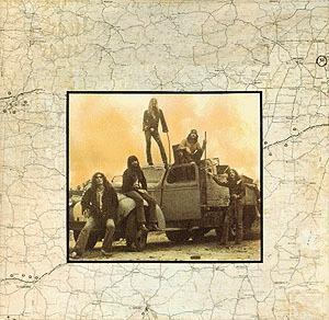 Black Oak Arkansas - Black Oak Arkansas (1971)