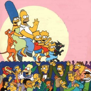 Alf Clausen & The Simpsons - Songs in the Key of Springfield (1997)
