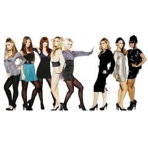 Sugababes vs. Girls Aloud - Walk This Way (2007)