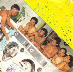 Trafassi - Wasmasjien (1985)