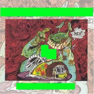 'Weird Al' Yankovic - The Food Album (1993)