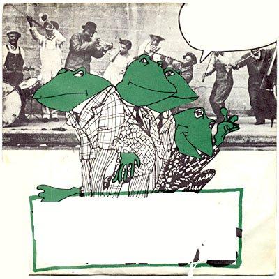 De Breedbekkikkers - Maak van Uw Scheet een Donderslag (1979)