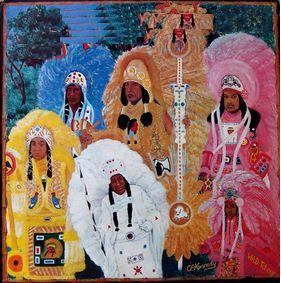 Wild Tchoupitoulas - Wild Tchoupitoulas (1976)