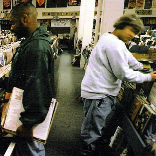 DJ Shadow - Endtroducing..... (1996)