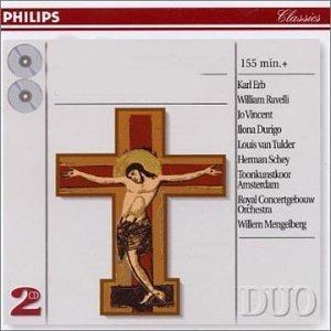 Johann Sebastian Bach - St. Matthew's Passion (1999)