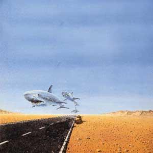 Vandenberg - Heading for a Storm (1983)