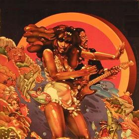 Ike & Tina Turner - The World of Ike & Tina Turner Live! (1973)
