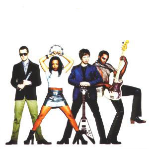 The Brand New Heavies - Brother Sister (1994)