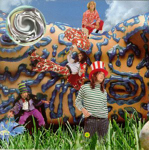 Jellyfish - Bellybutton (1990)