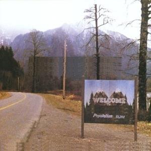 Angelo Badalamenti - Soundtrack from Twin Peaks (1990)
