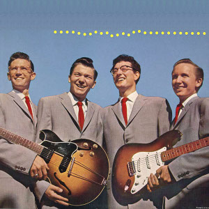 Buddy Holly & The Crickets - The 'Chirping' Crickets (1957)