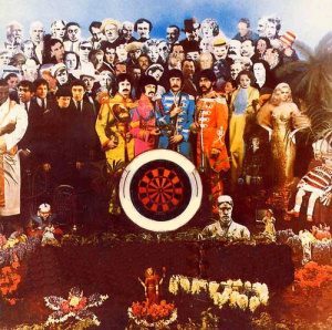 The Rutles - Sgt. Rutter's Only Darts Club Band (1967)