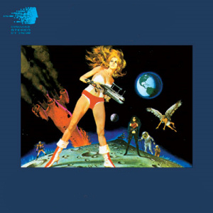 Bob Crewe & Charles Fox - Barbarella (original soundtrack recording) (1968)