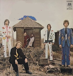 The Flying Burrito Brothers - The Gilded Palace of Sin (1969)