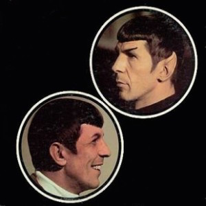 Leonard Nimoy - Two Sides of Leonard Nimoy (1968)