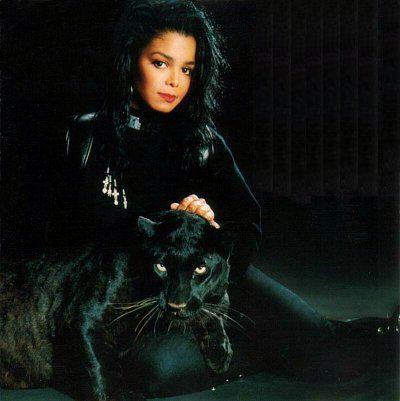 Janet Jackson - Black Cat (1990)