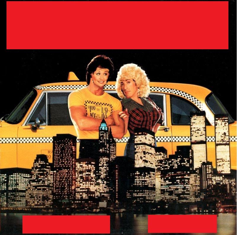 Dolly Parton - Rhinestone (1984)