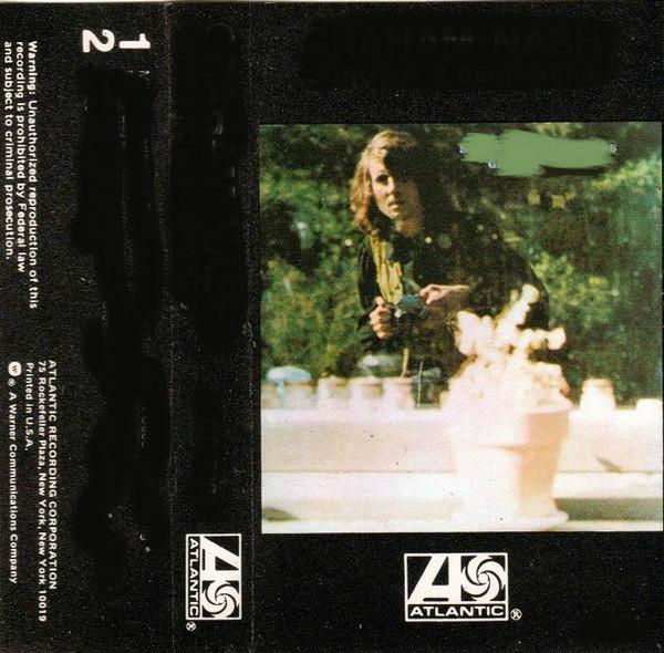 Graham Nash - Songs for Beginners (1971)