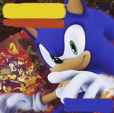 Various Artists - True Blue The Best Of Sonic The Hedgehog (2008)