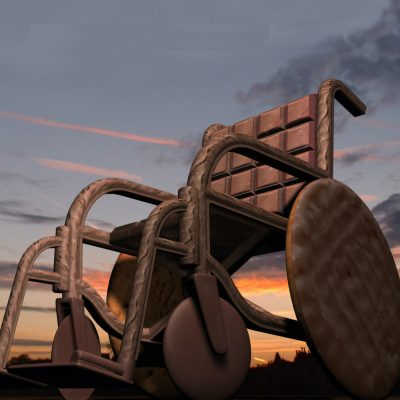 Venetian Snares - Chocolate Wheelchair Album (2003)