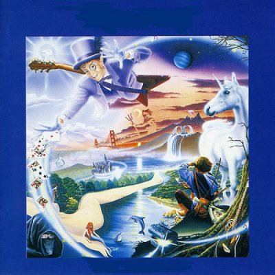 Pendragon - The World (1991)