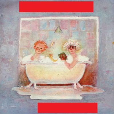 Pé Daalemmer & Rooie Rinus - Nait Goud, Geld Weg (1983)