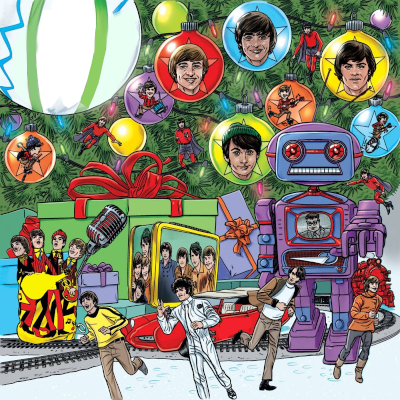 The Monkees - Christmas Party (2018)