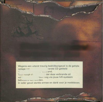 De Gorelev – Een gloeiende plaat (2000)