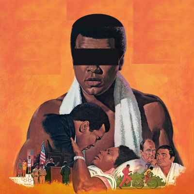 Various Artists - Muhammad Ali in The Greatest (1977)