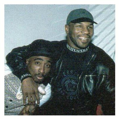 2Pac - met Mike Tyson (1996)