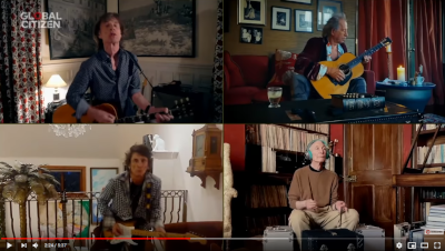 The Rolling Stones – You Can't Always Get What You Want (at One World: Together At Home April 19) (2020)