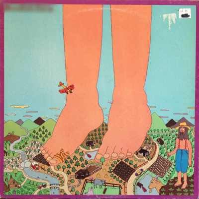 Barefoot Jerry – Barefoot Jerry (1972)